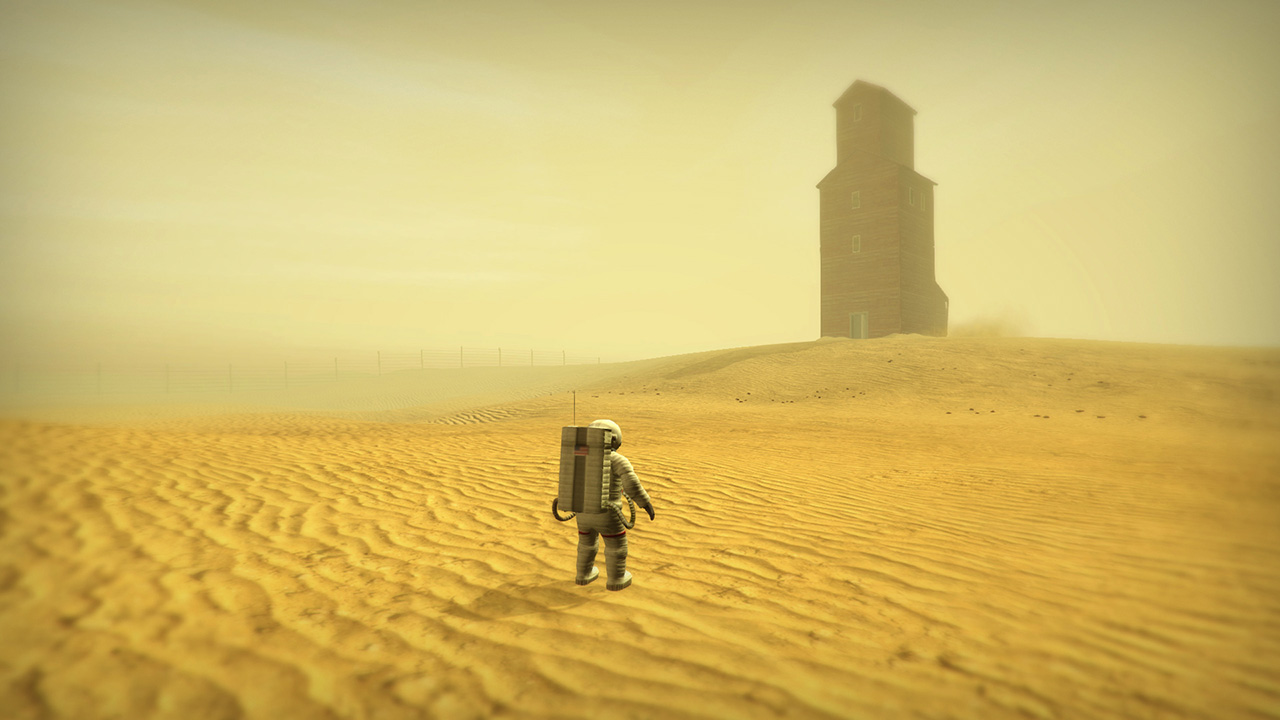 Lifeless Planet Premier Edition Review Screenshot 1