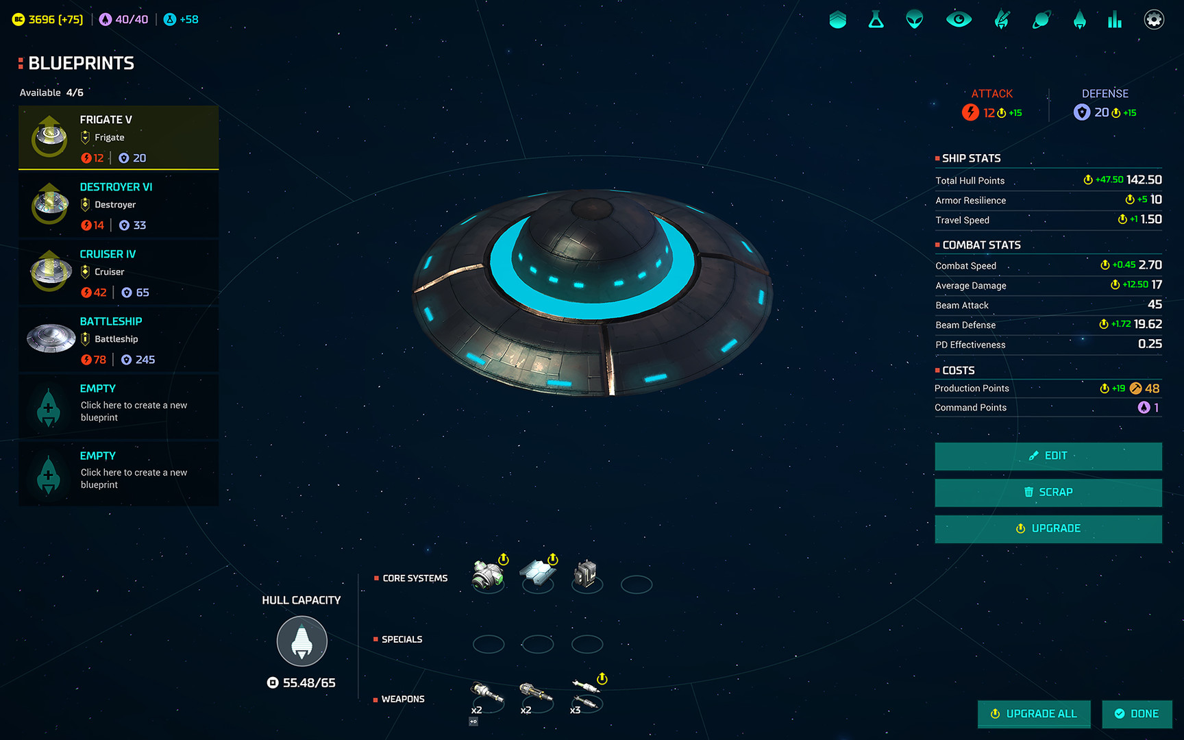 Master of Orion Review Screenshot 2
