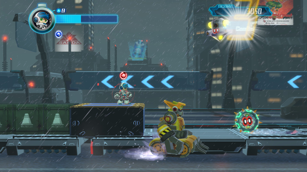 Mighty No.9 Review Screenshot 1