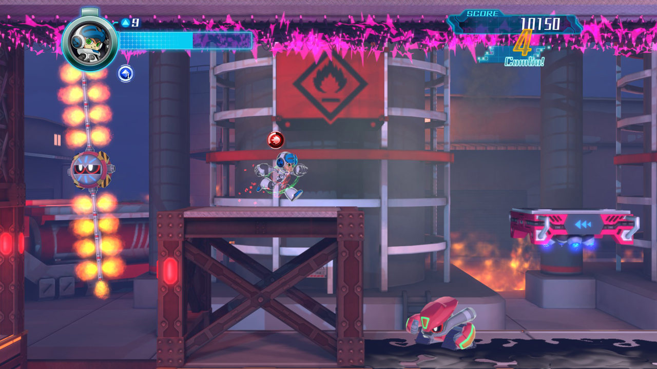 Mighty No.9 Review Screenshot 2