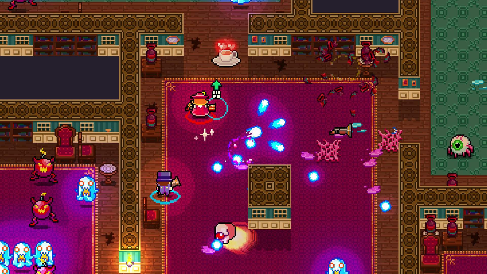 Monsters and Monocles Review Screenshot 2