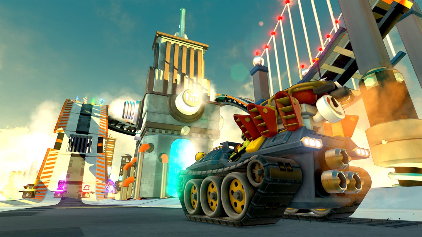 Obliteracers Xbox One Review Screenshot 1