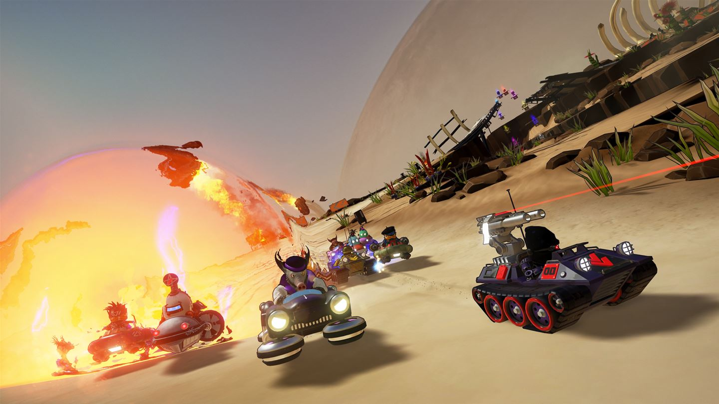 Obliteracers Xbox One Review Screenshot 2