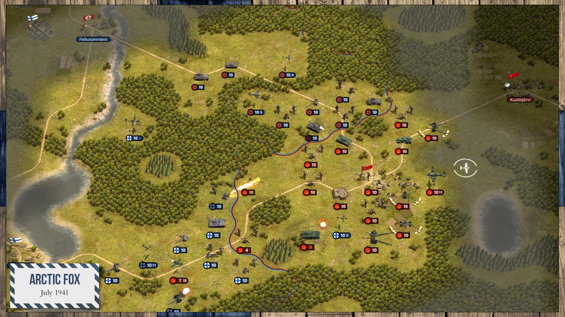 Order of Battle Winter War Review Screenshot 3