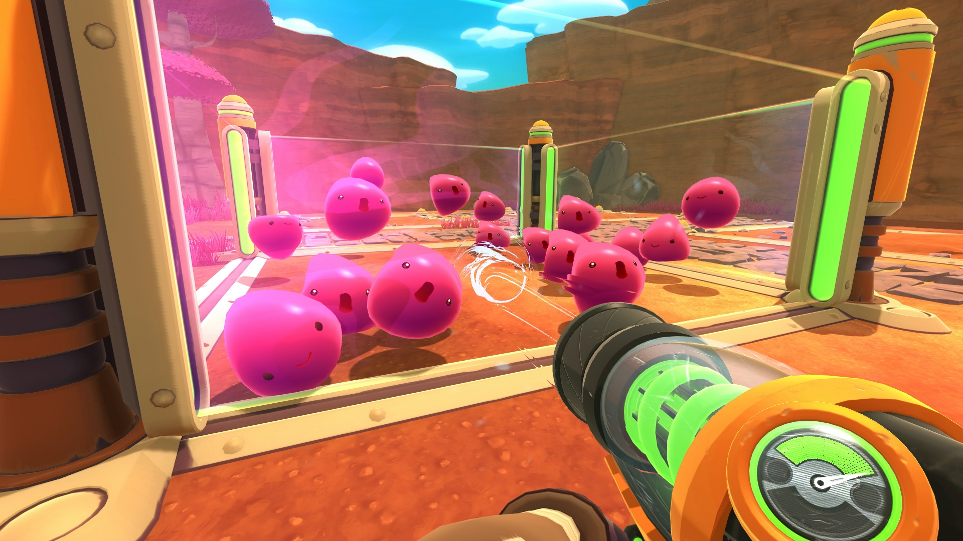 Slime Rancher Review Screenshot 1