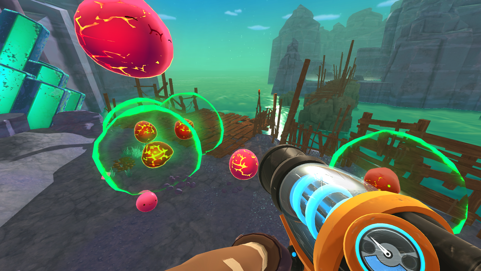 Slime Rancher Review Screenshot 2