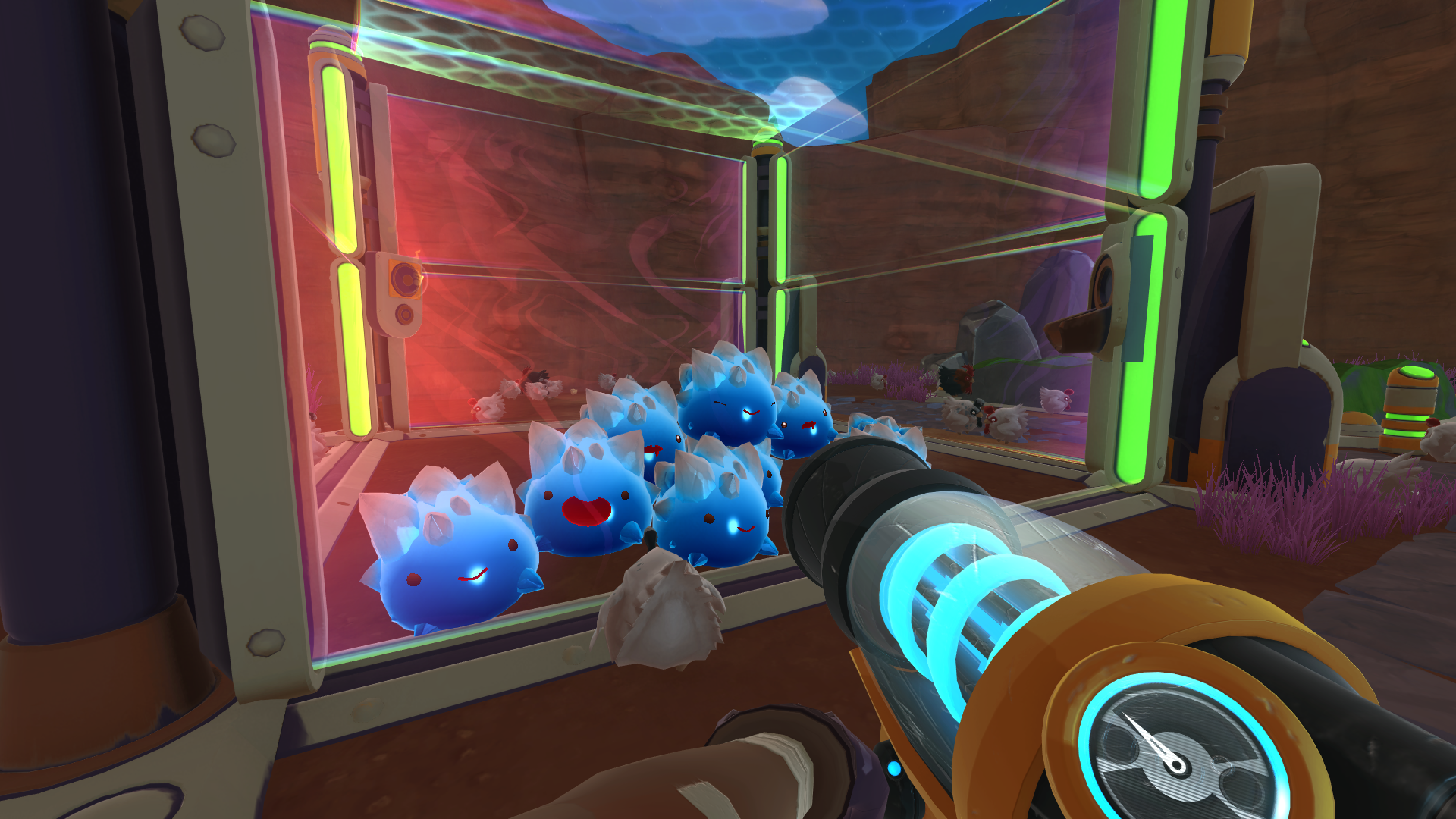Slime Rancher Review Screenshot 3