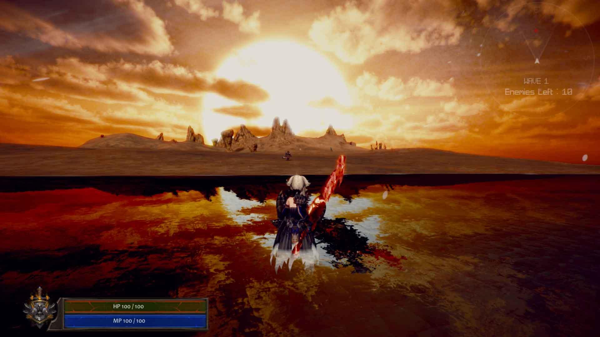 Solbrain Knight of Darkness Review Screenshot 1
