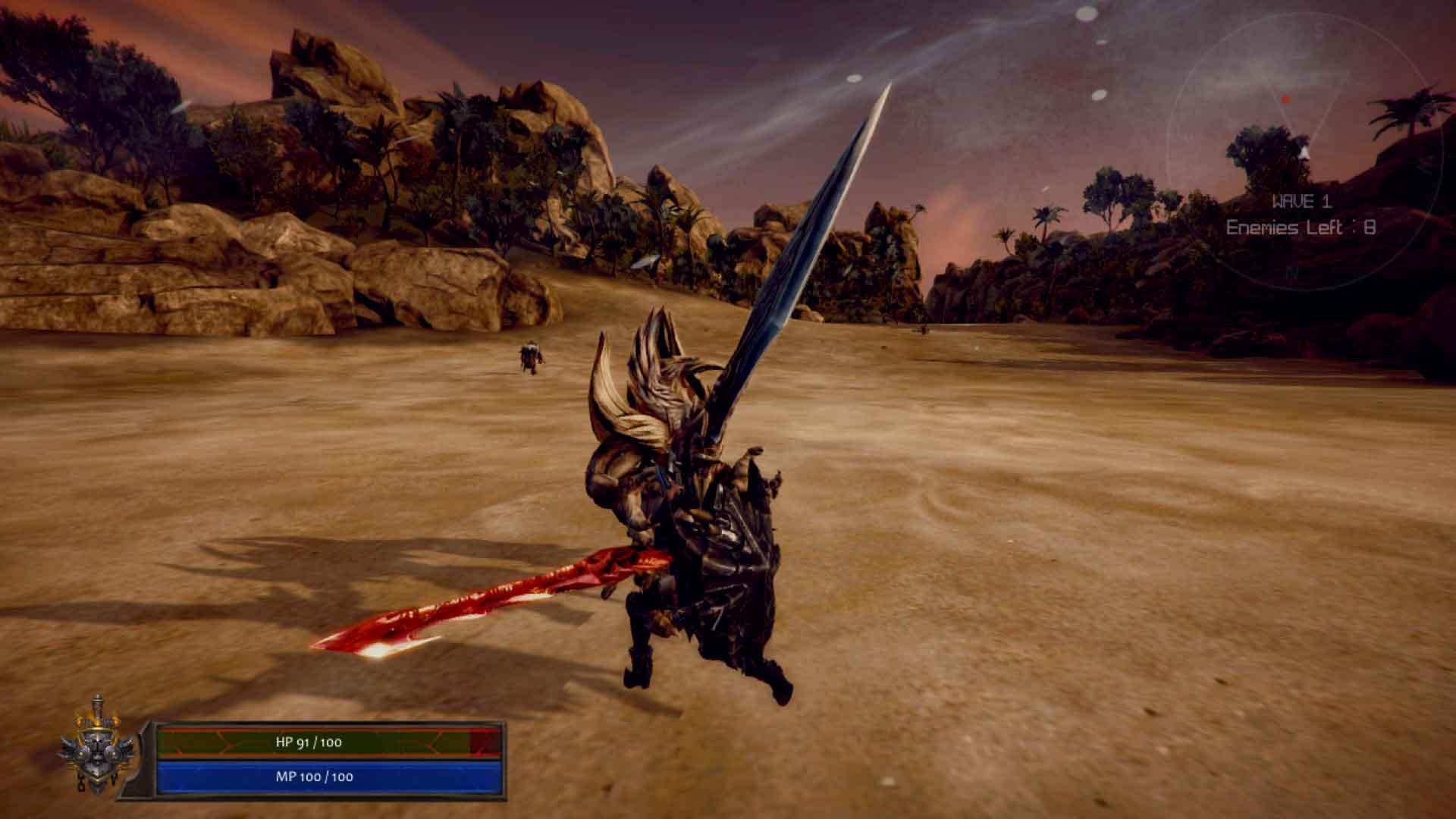 Solbrain Knight of Darkness Review Screenshot 2