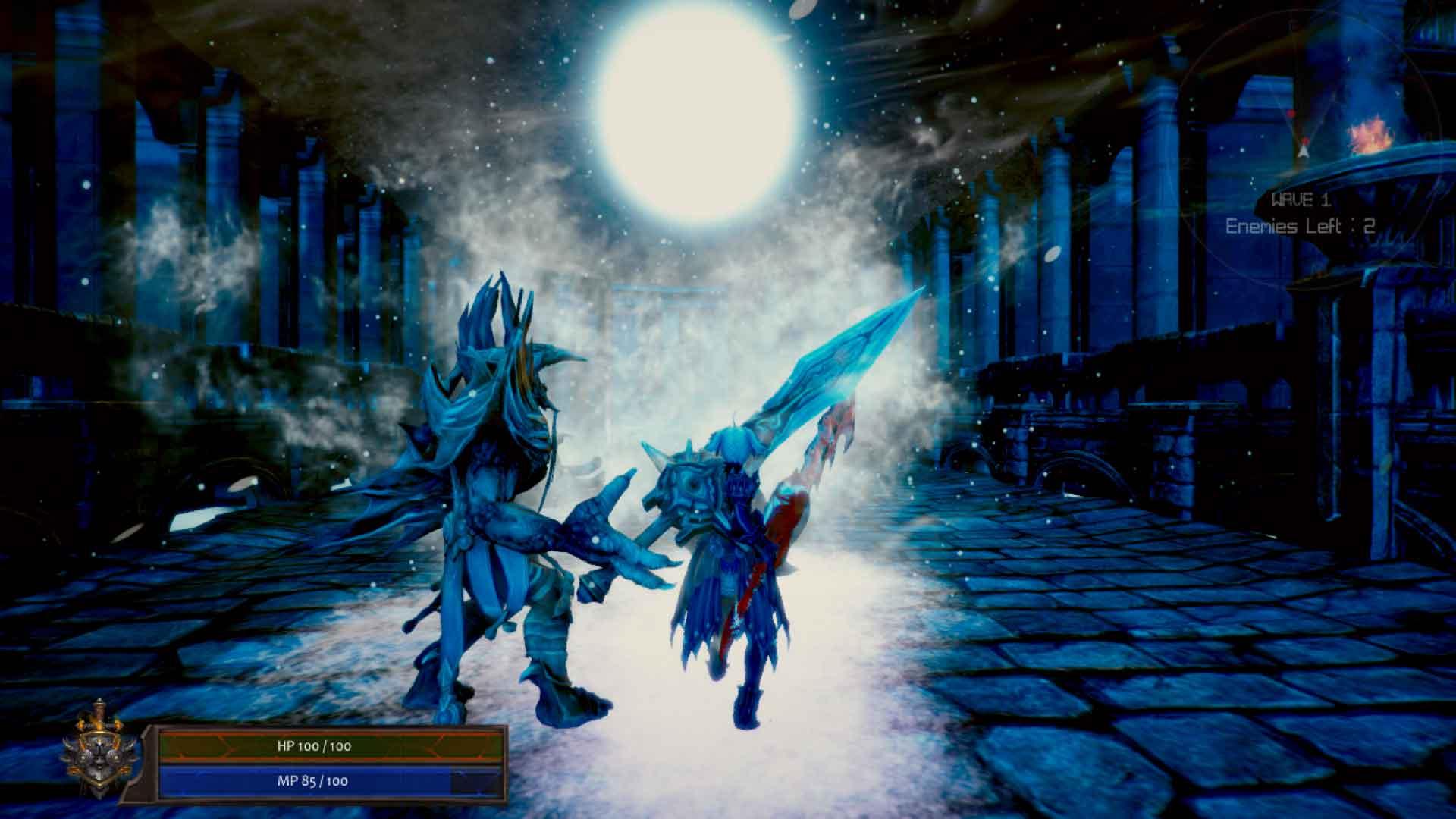 Solbrain Knight of Darkness Review Screenshot 3