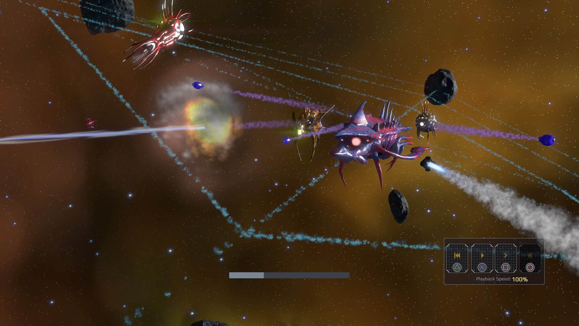 Star Hammer The Vanguard Prophecy Review Screenshot