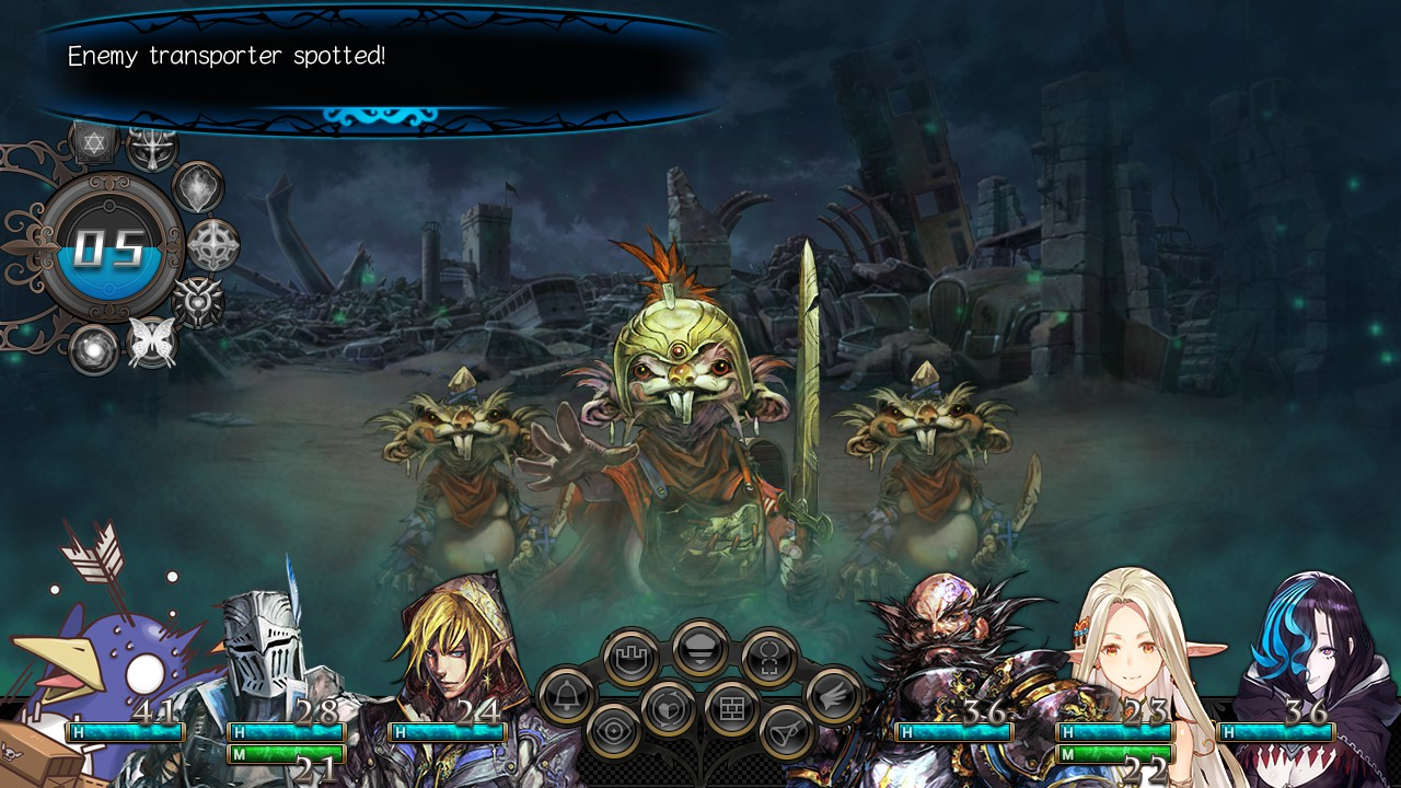 Stranger of Sword City Review Screenshot 1