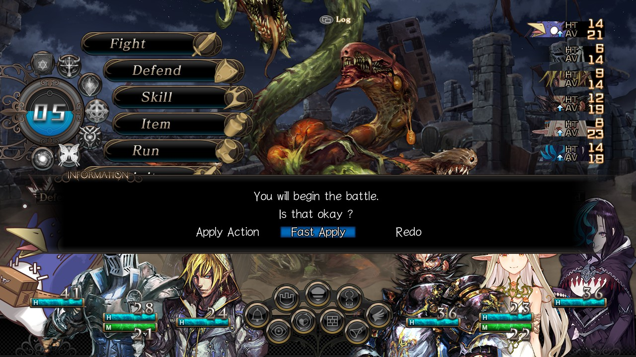 Stranger of Sword City Review Screenshot 3