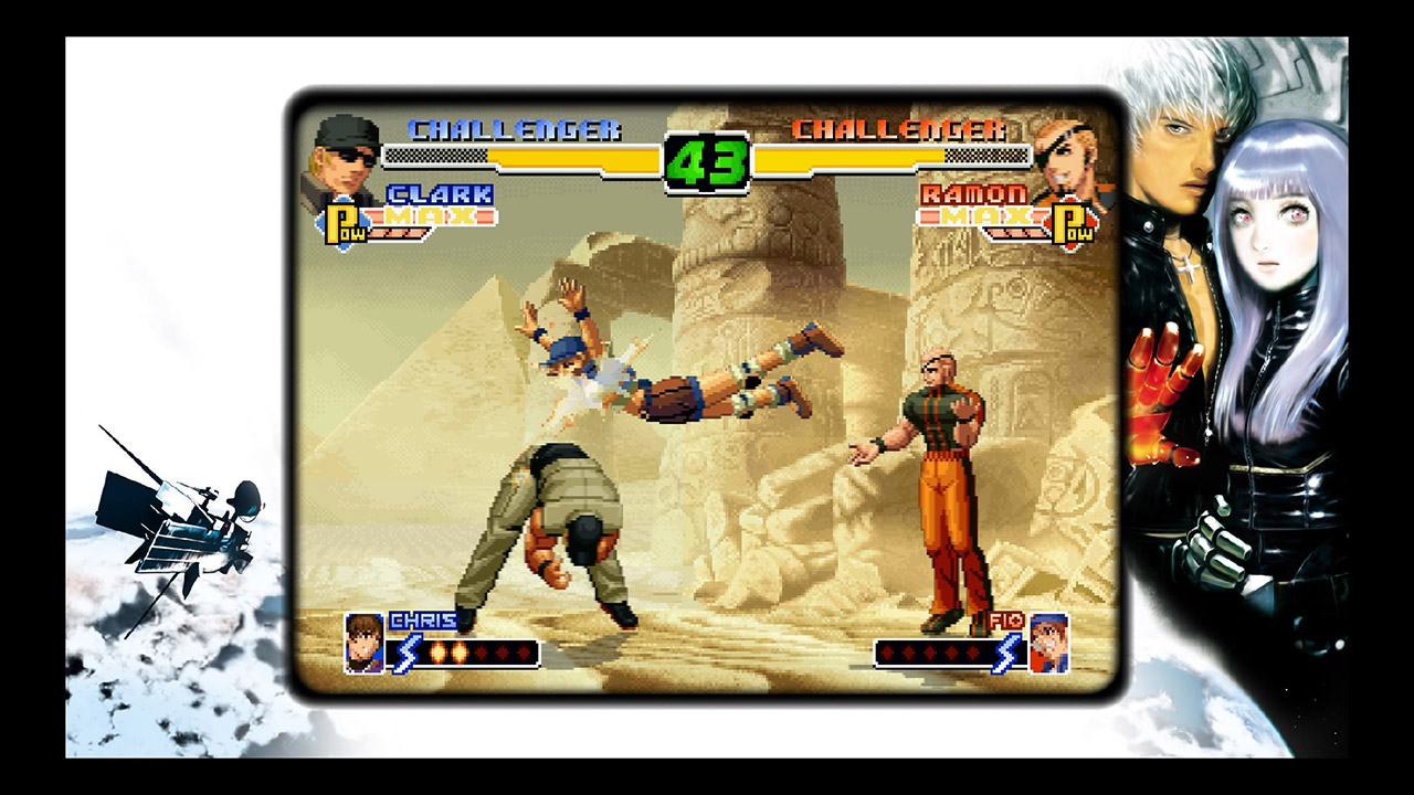THE KING OF FIGHTERS 2000 Review Screenshot 1