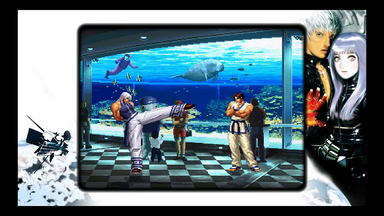 THE KING OF FIGHTERS 2000 Review Screenshot 2