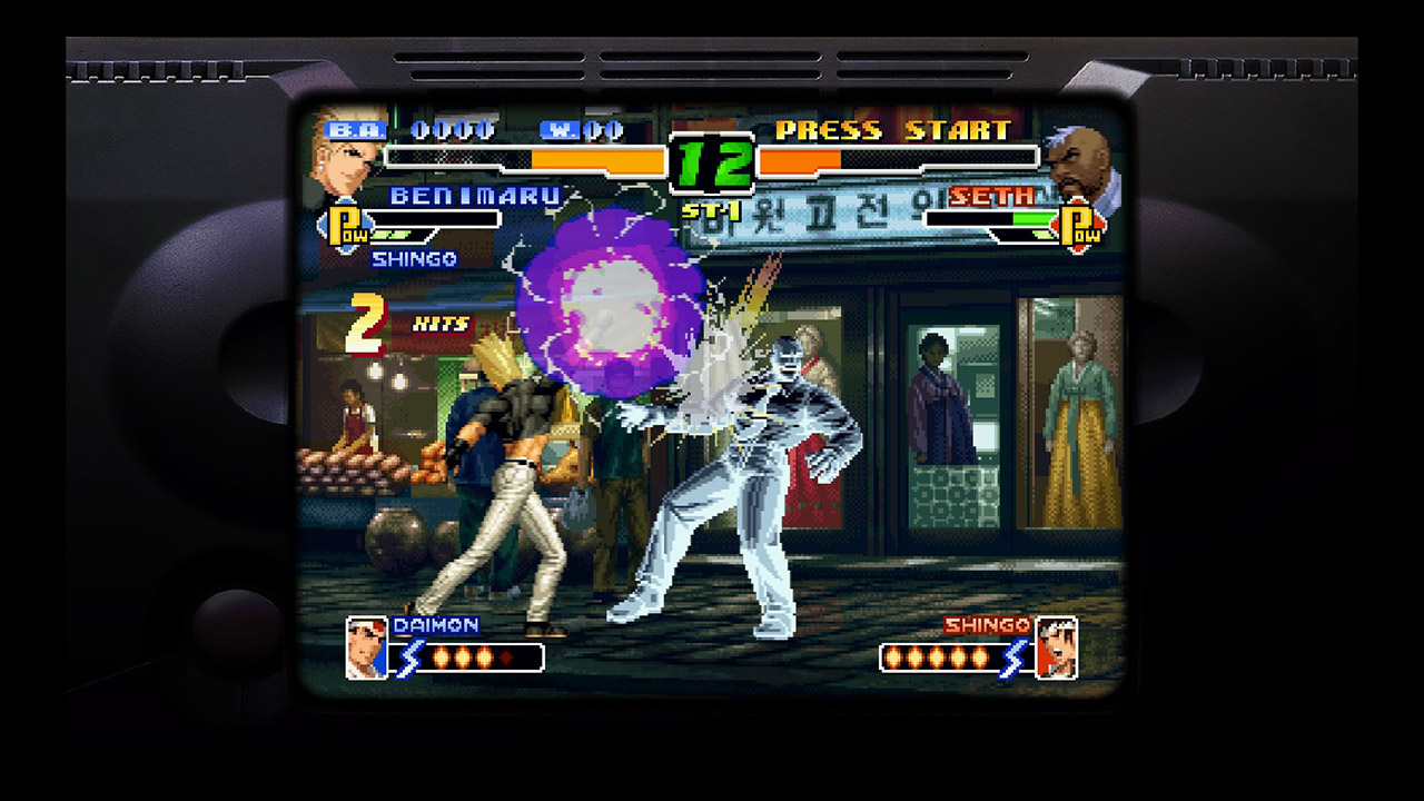 THE KING OF FIGHTERS 2000 Review Screenshot 3
