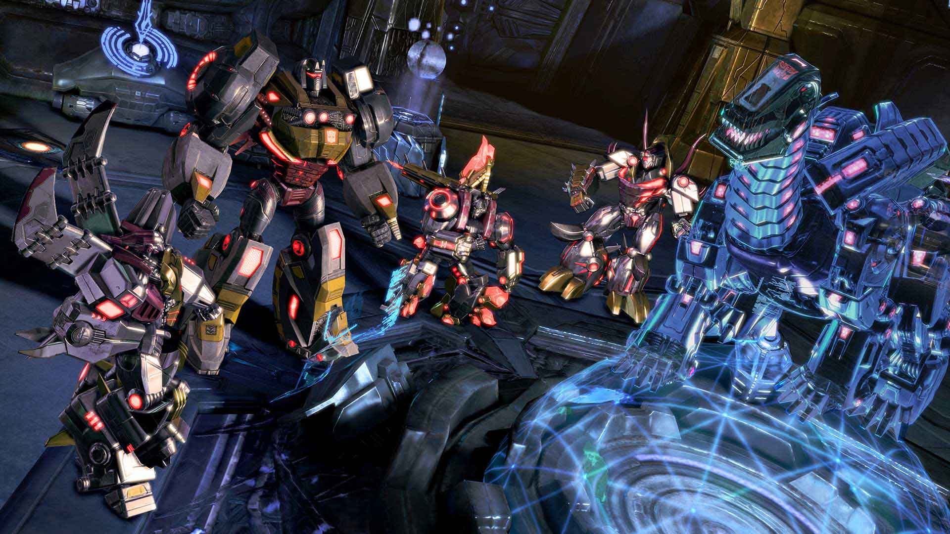 transformers fall of cybertron review screenshot 2 brash games