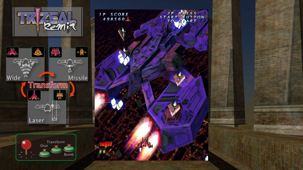 TRIZEAL Remix Review Screenshot 3