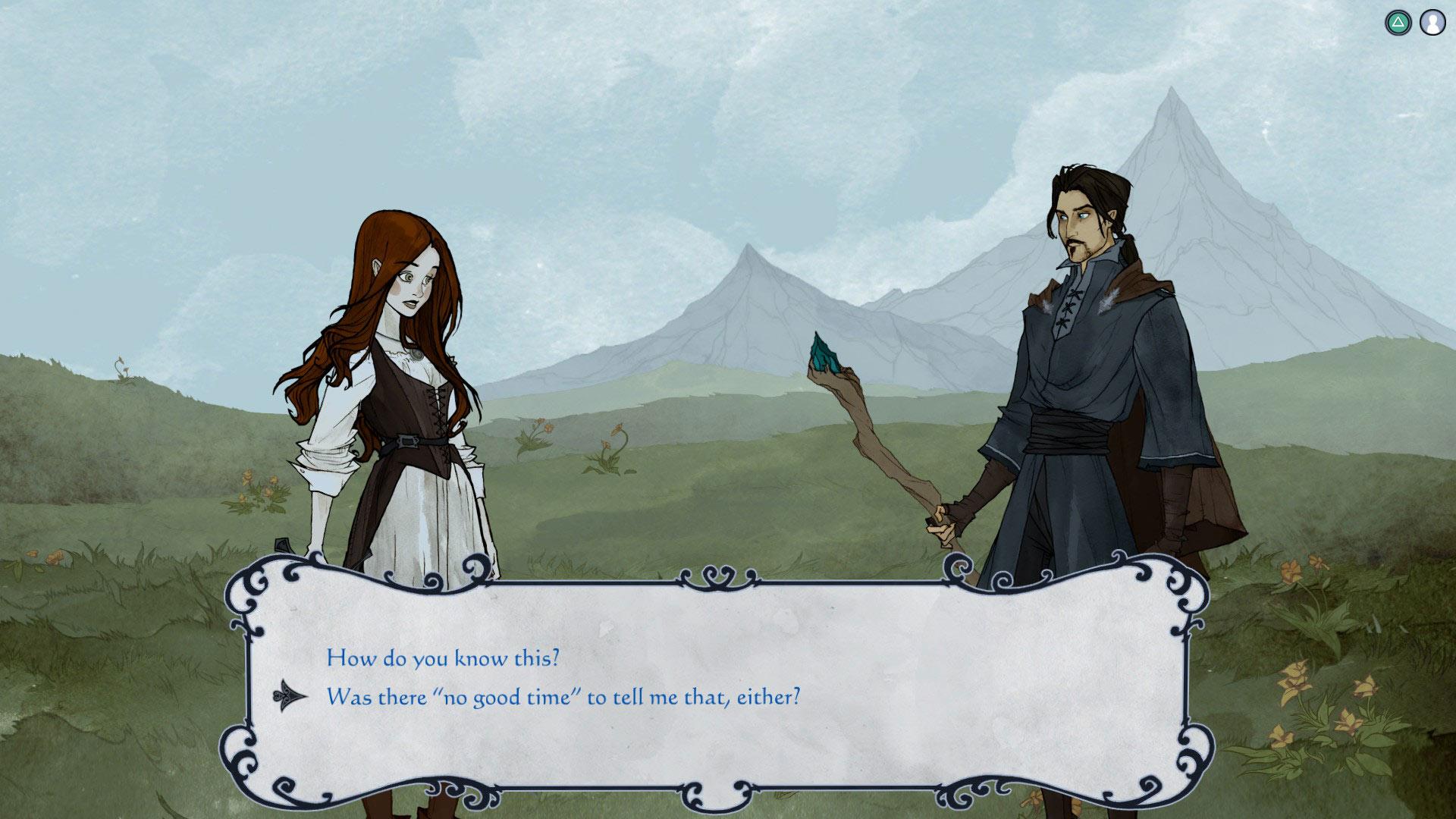 The Huntsman Winter's Curse Review Screenshot 1