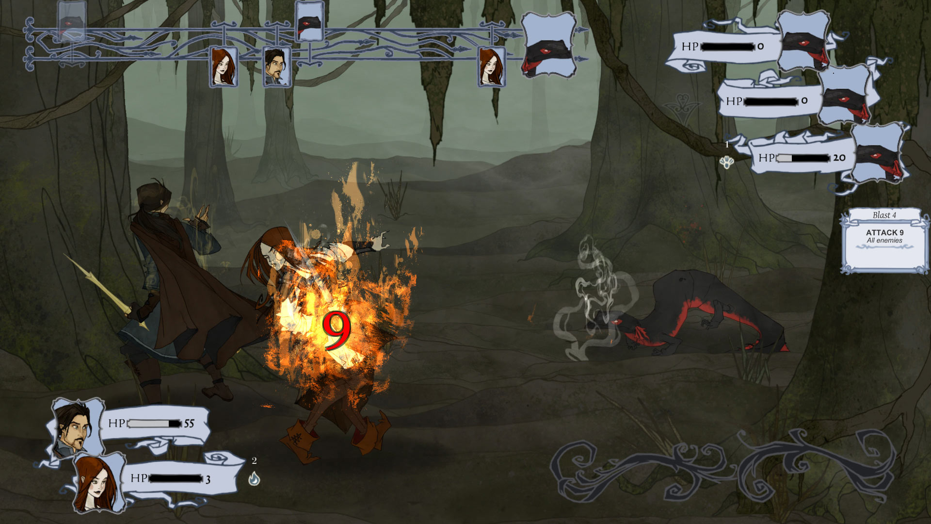 The Huntsman Winter's Curse Review Screenshot 3