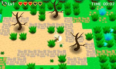 The Legend of Kusakari 3DS Review Screenshot 3