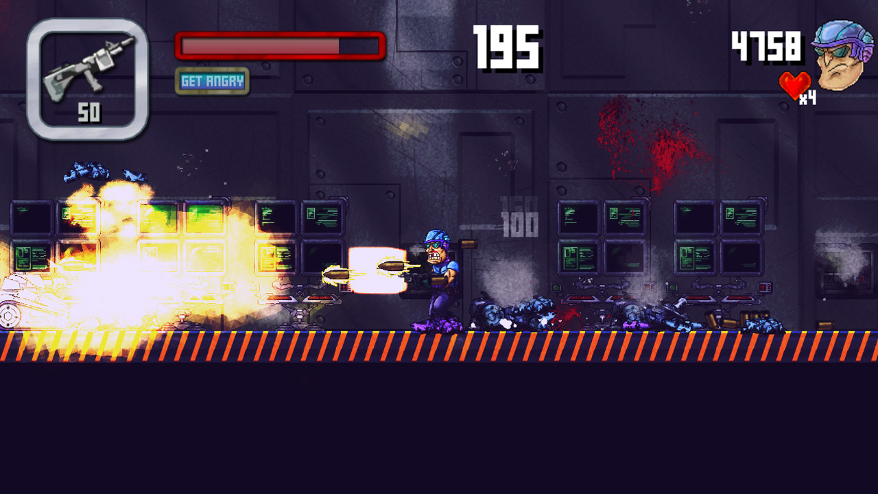 Too Angry to Space Review Screenshot 1