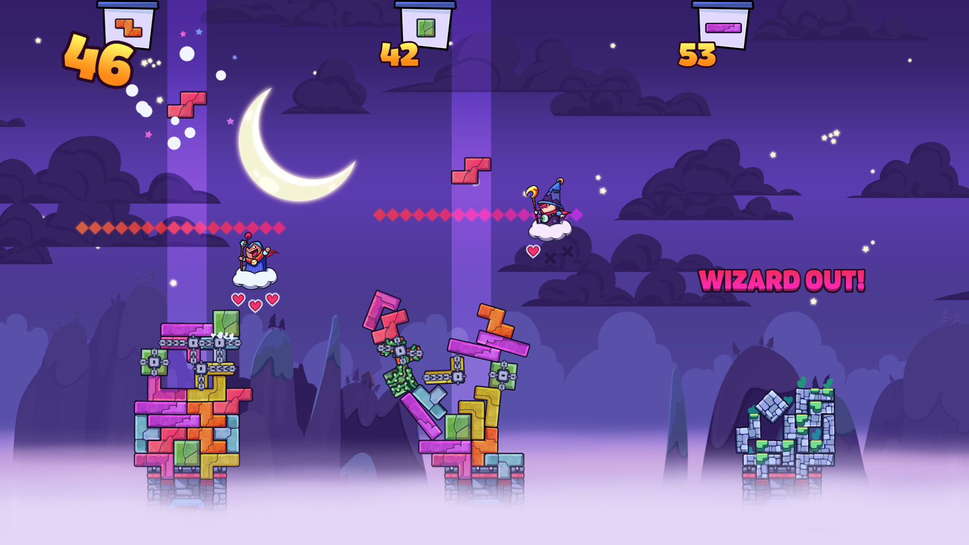 Tricky Towers Review Screenshot 3