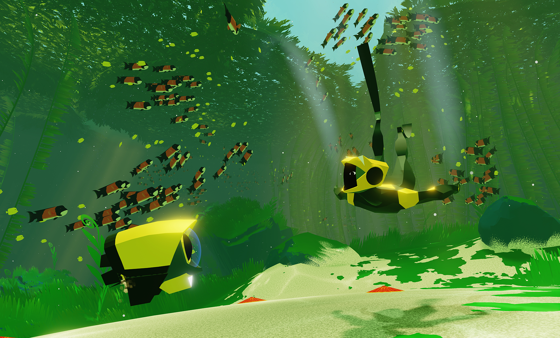 abzu Review Screenshot 1
