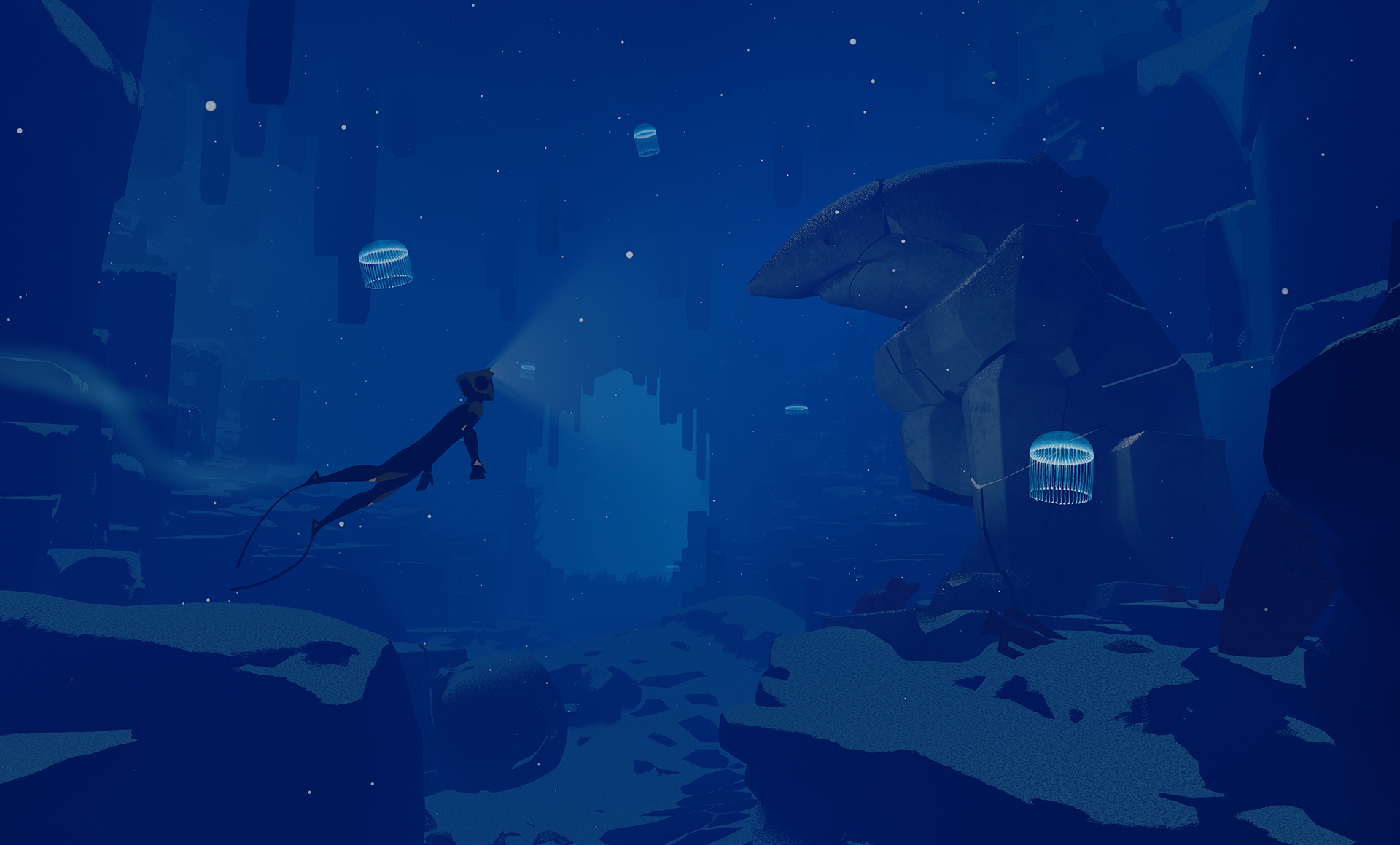 abzu Review Screenshot 3