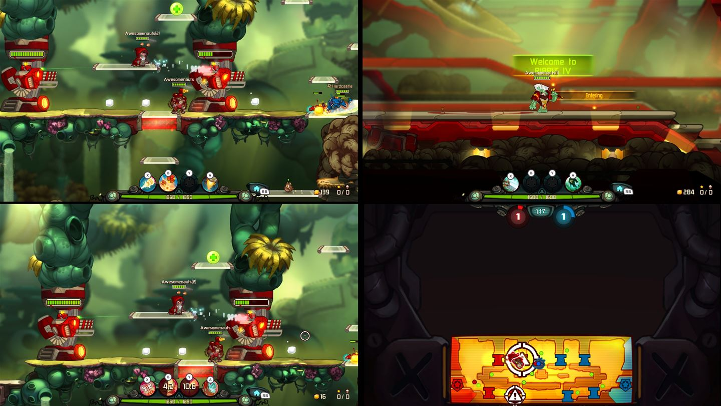 awesomenauts-assemble-ultimate-overdrive-collectors-pack-review-screenshot-3