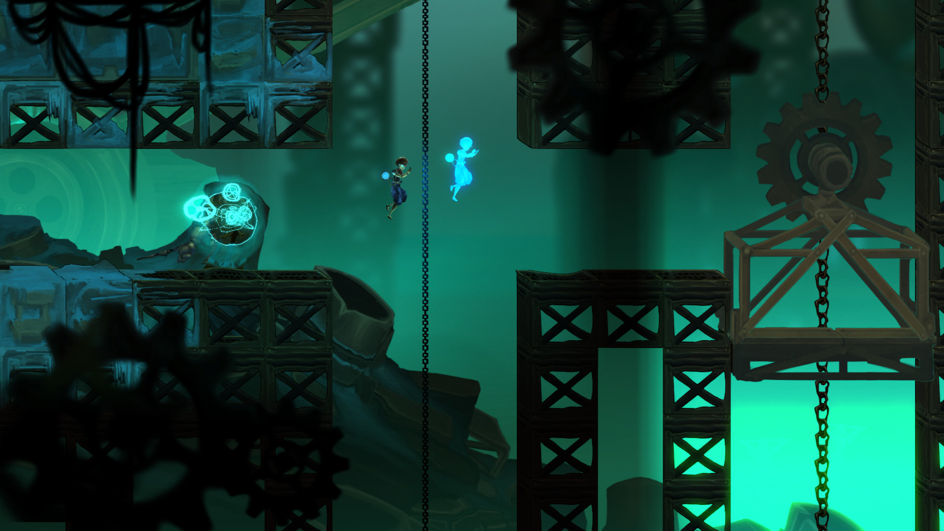 Clockwork Review Screenshot 1