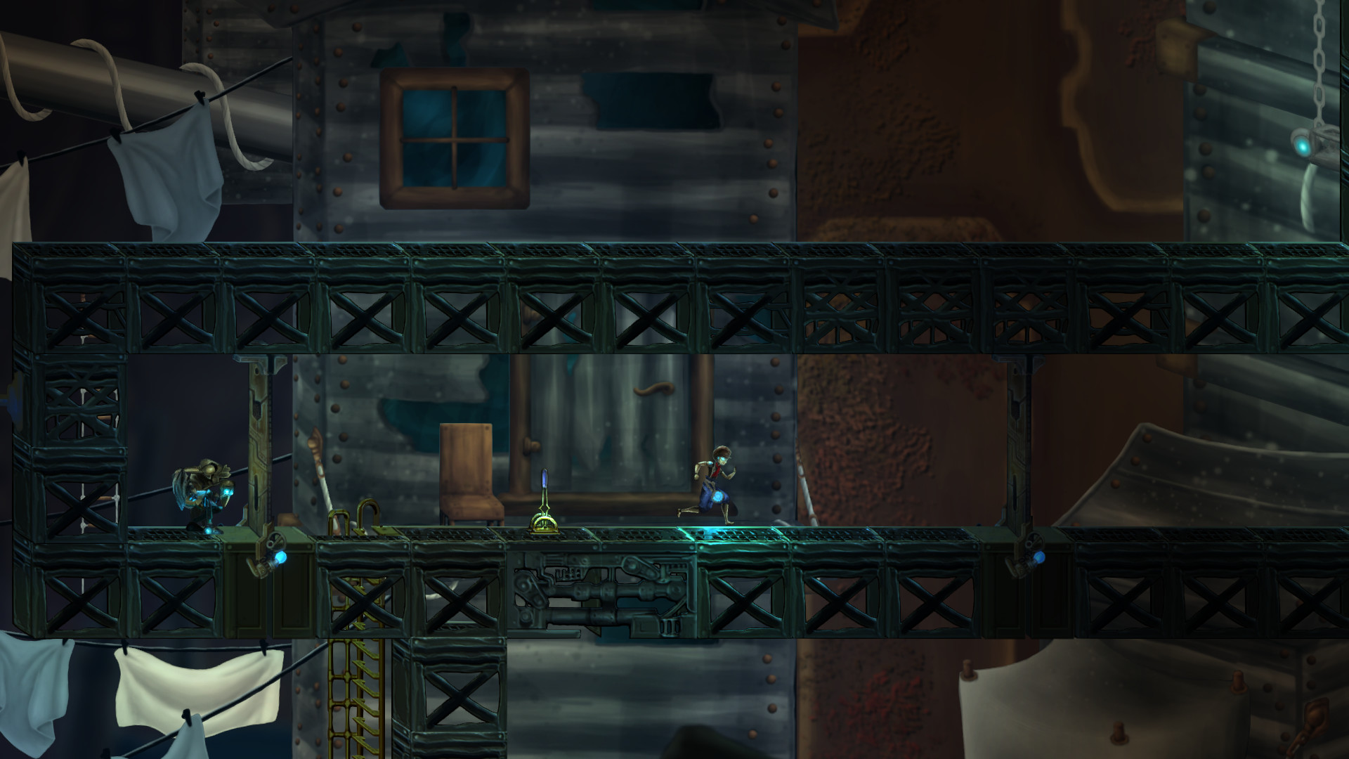 Clockwork Review Screenshot 3
