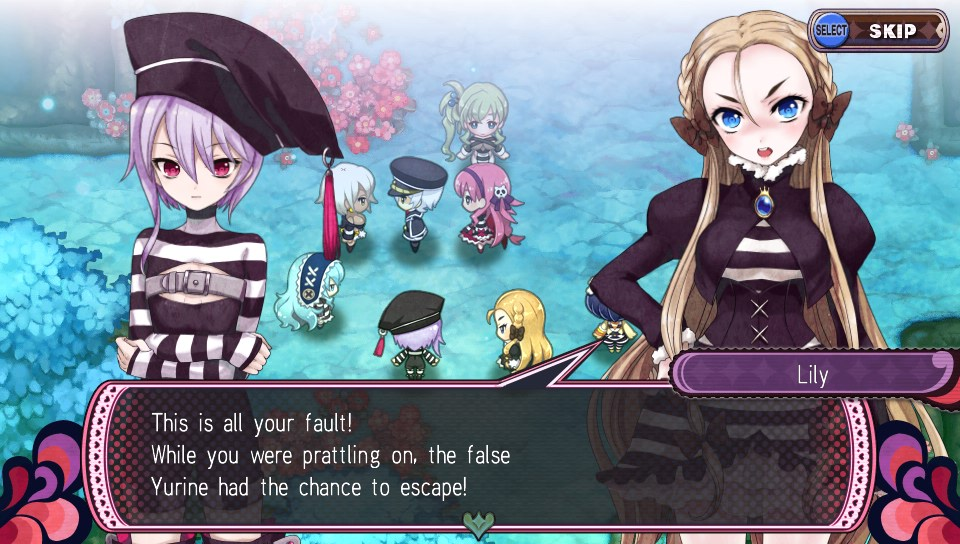 criminal-girls-2-party-favors-lily-screenshot