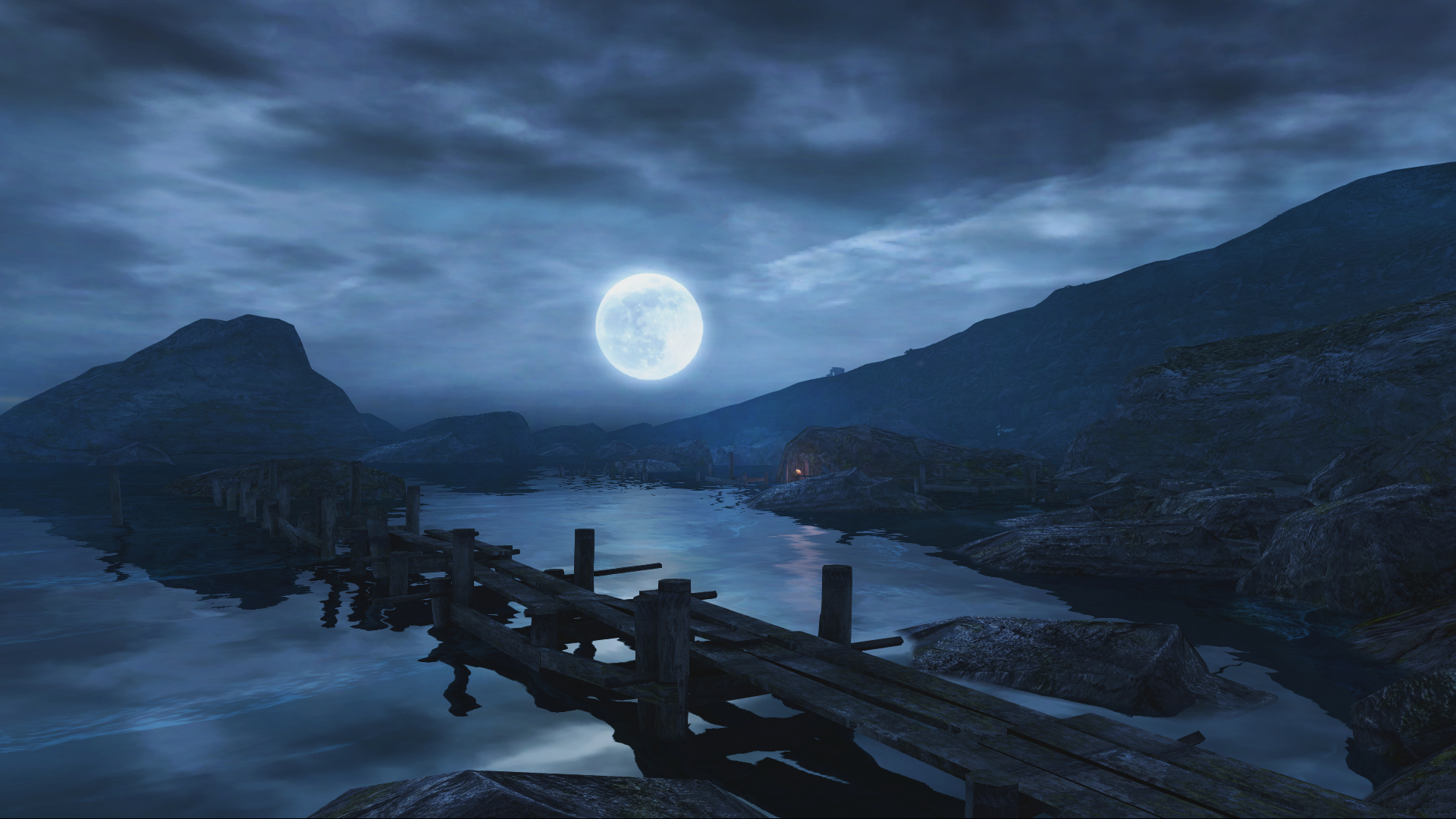 Dear Esther: Landmark Edition PS4 Review Screenshot