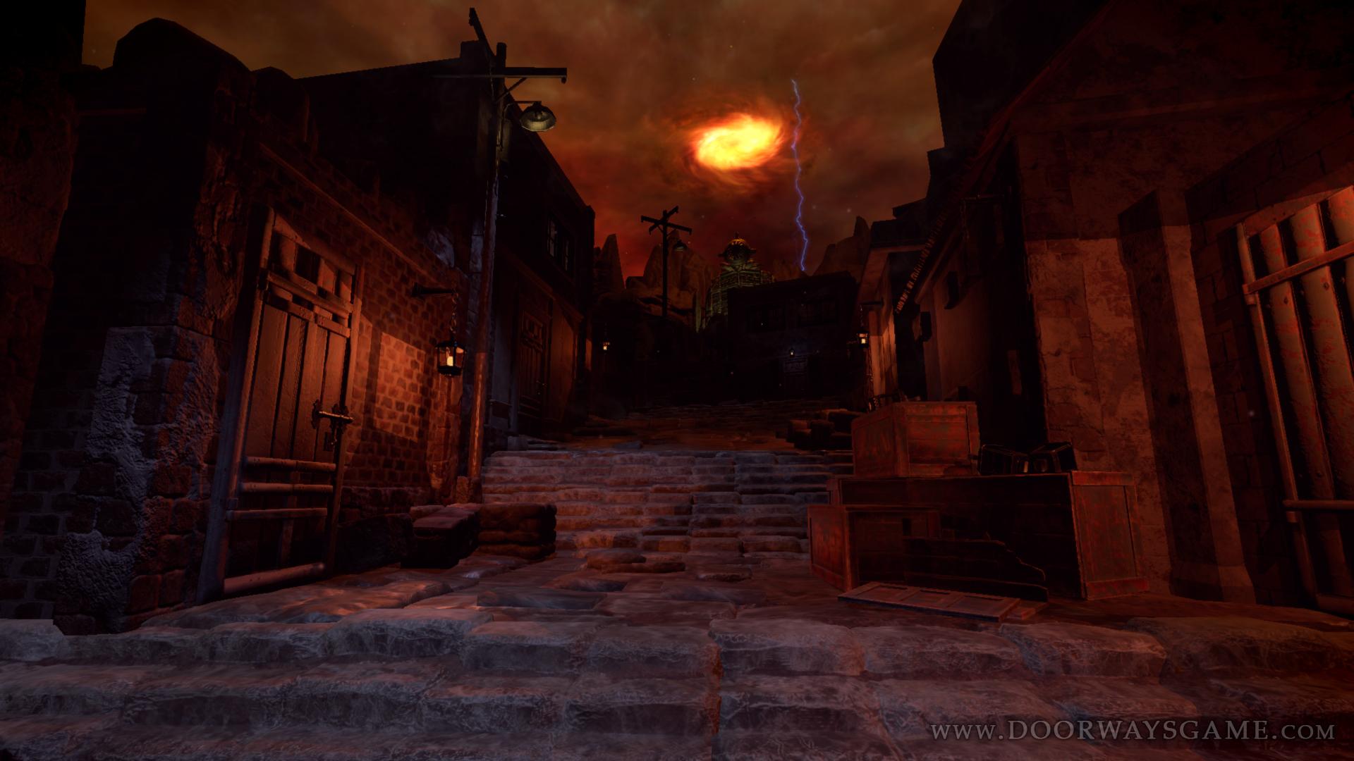 Doorways Holy Mountains of Flesh Review Screenshot 1