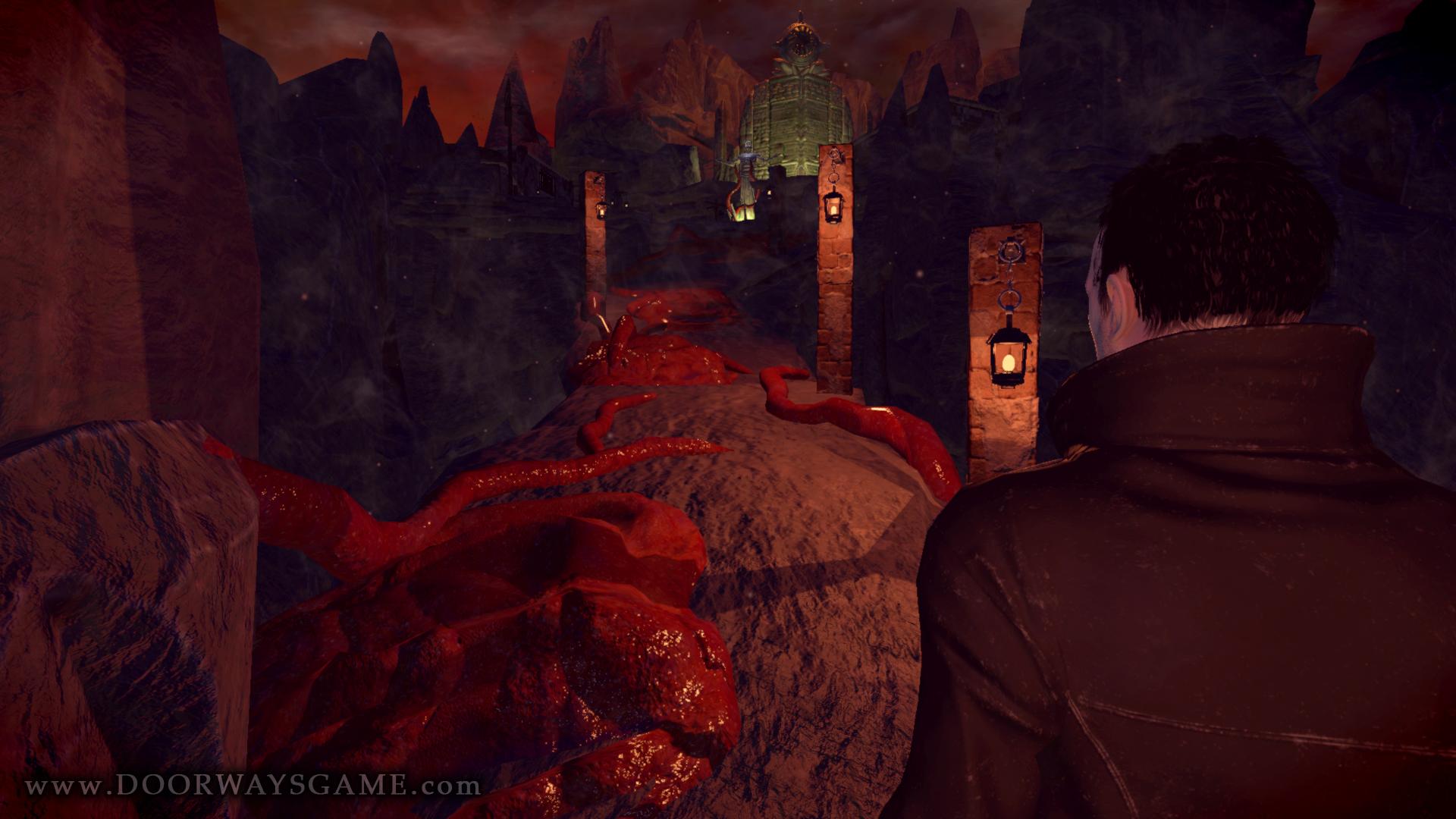 Doorways Holy Mountains of Flesh Review Screenshot 2