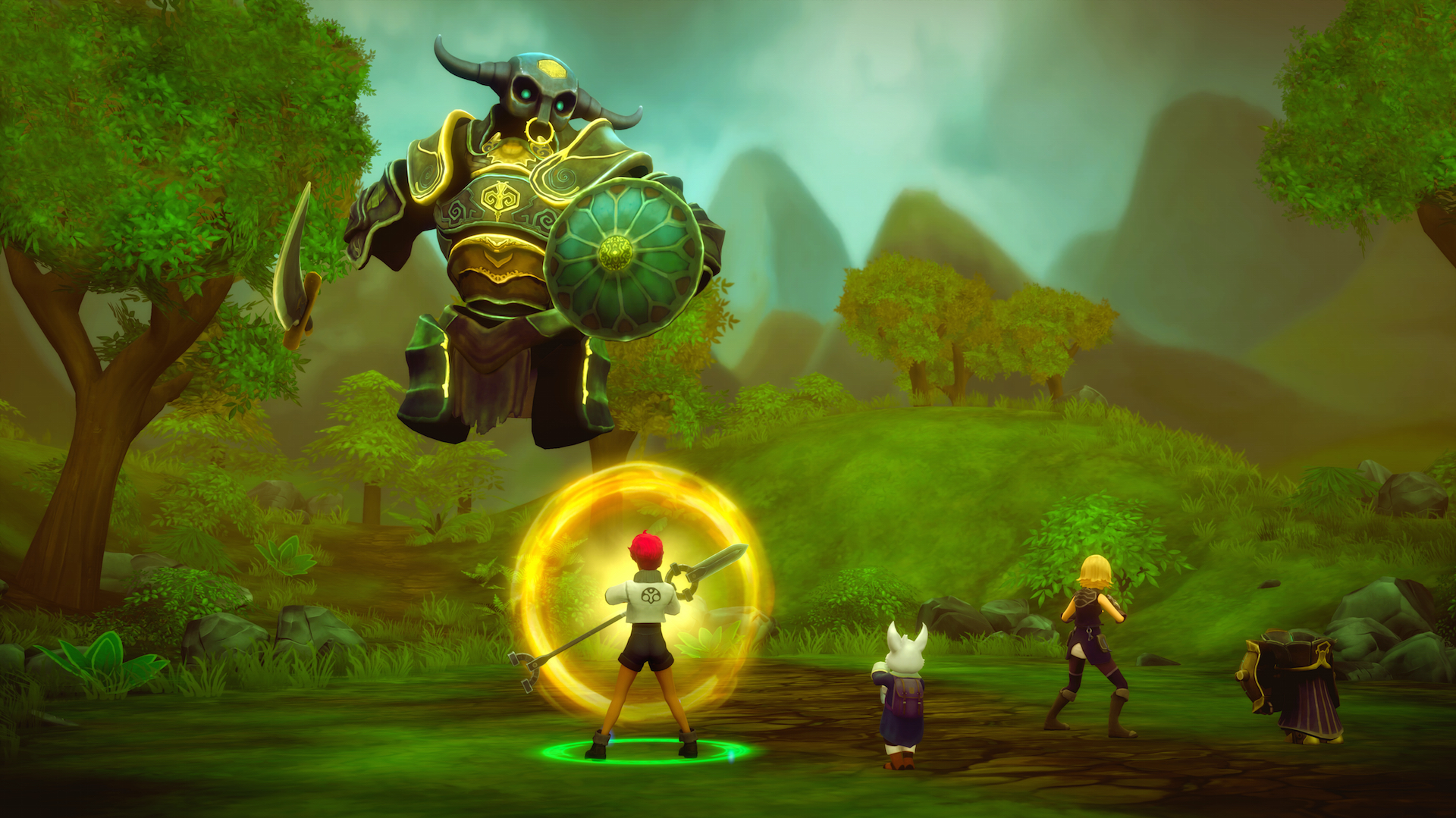 Earthlock Festival of Magic Xbox One Review Screenshot 2