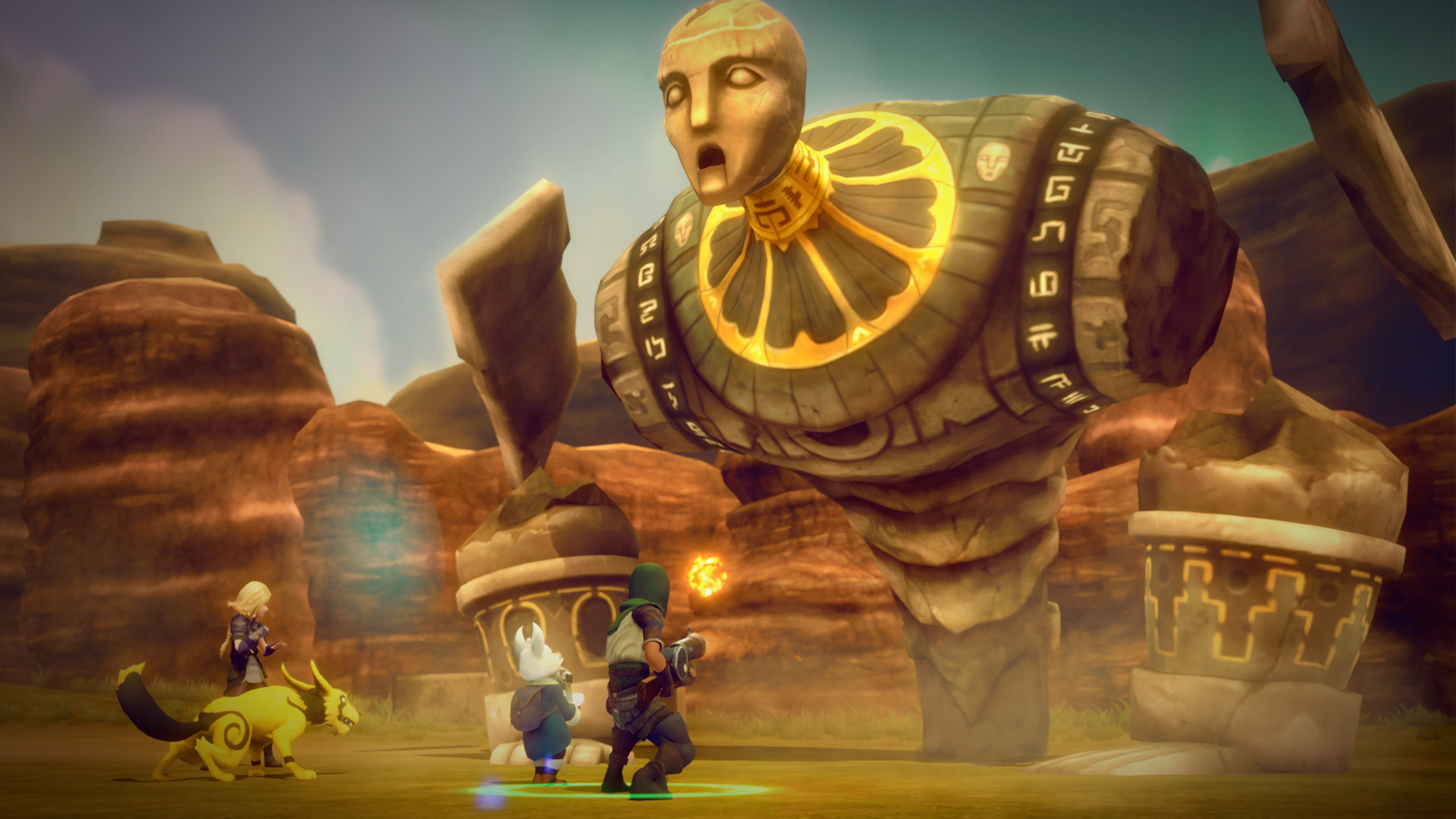 Earthlock Festival of Magic Xbox One Review Screenshot 3