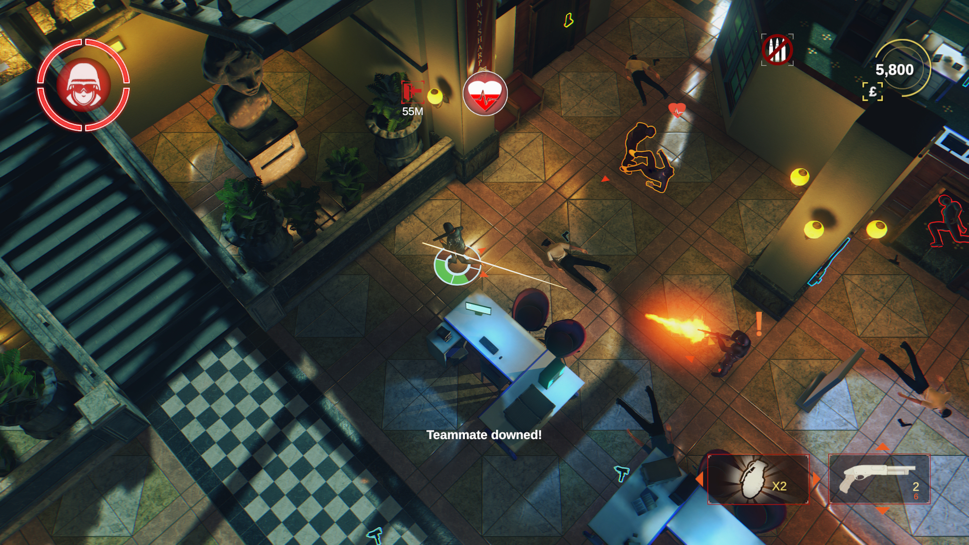 filthy-lucre-online-co-op-last-stand-ps4-review-screenshot