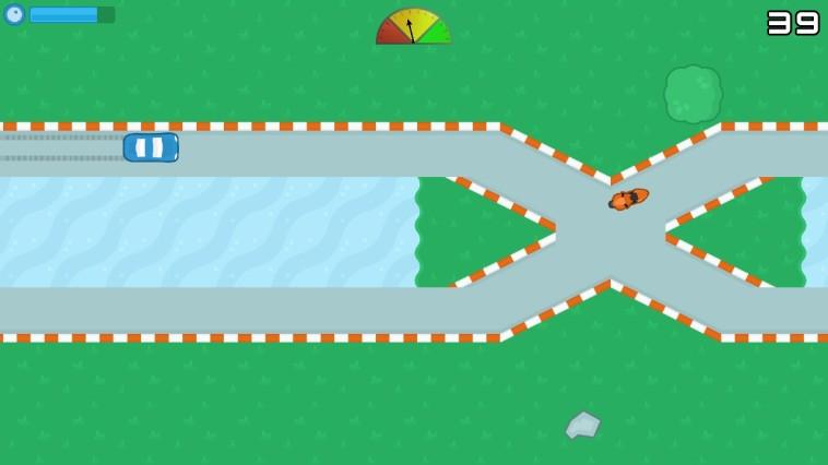 Hot Rod Racer Review Screenshot 1