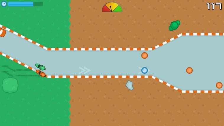 Hot Rod Racer Review Screenshot 2