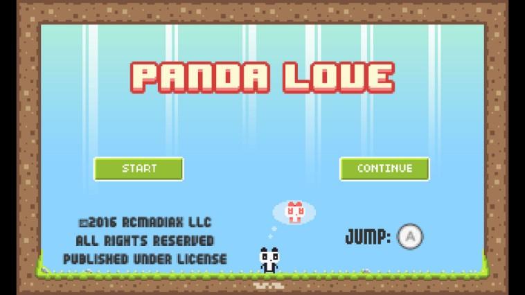 PANDA LOVE Review Screenshot 1