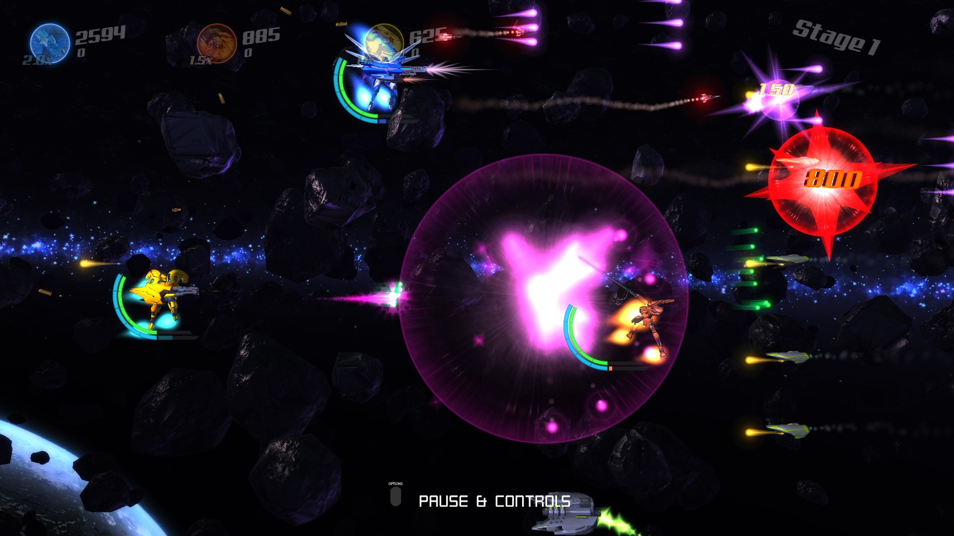 stardust-galaxy-warriors-stellar-climax-review-screenshot-1