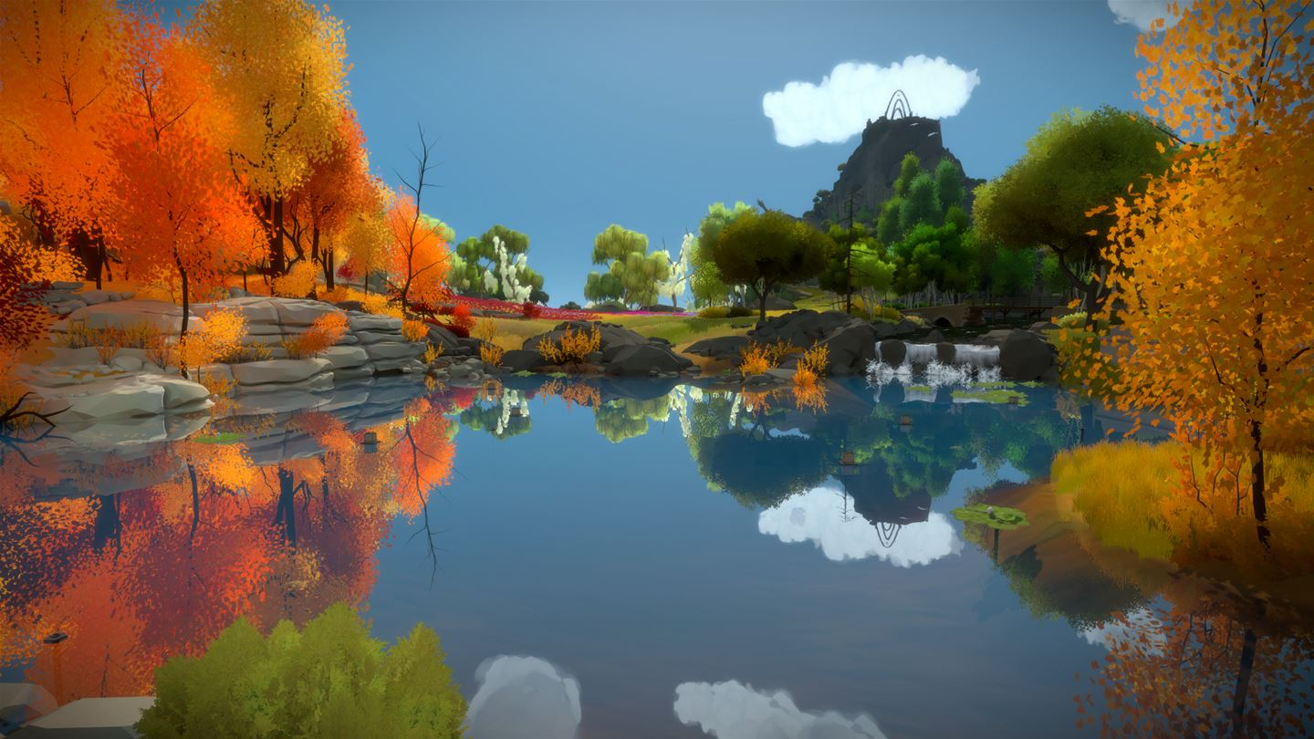 the-witness-xbox-one-review-screenshot-1
