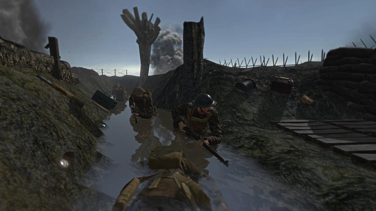 Verdun Review Screenshot 2