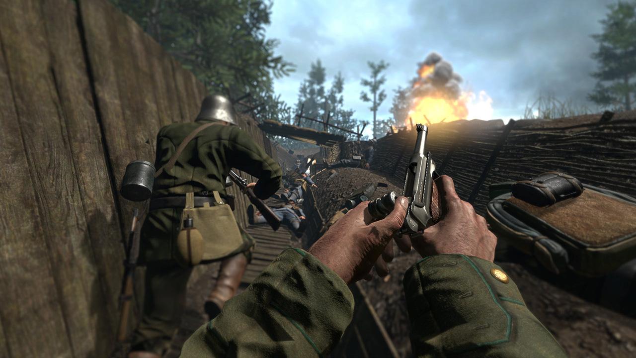 Verdun Review Screenshot 3