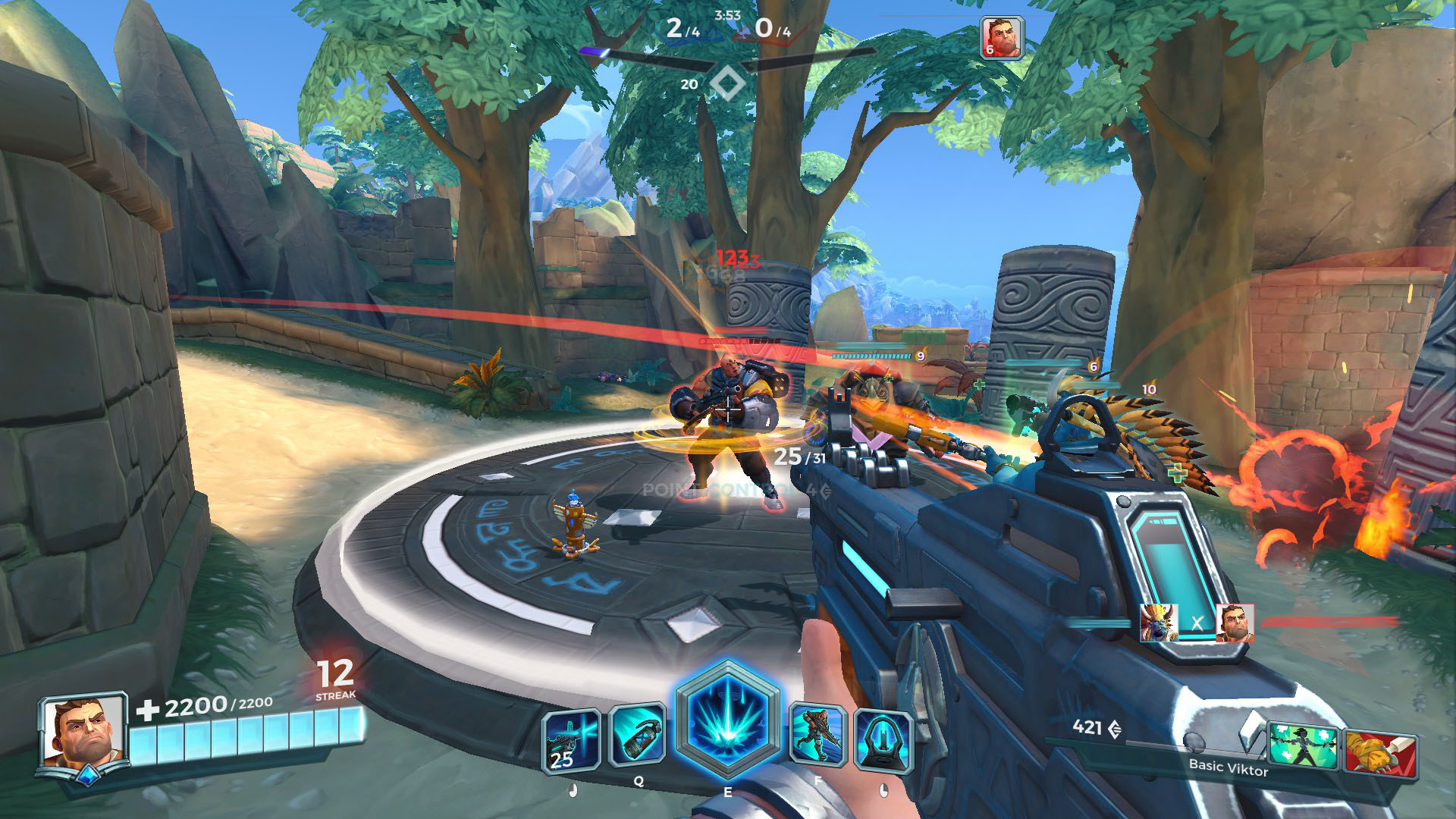 Paladins Early Access Preview