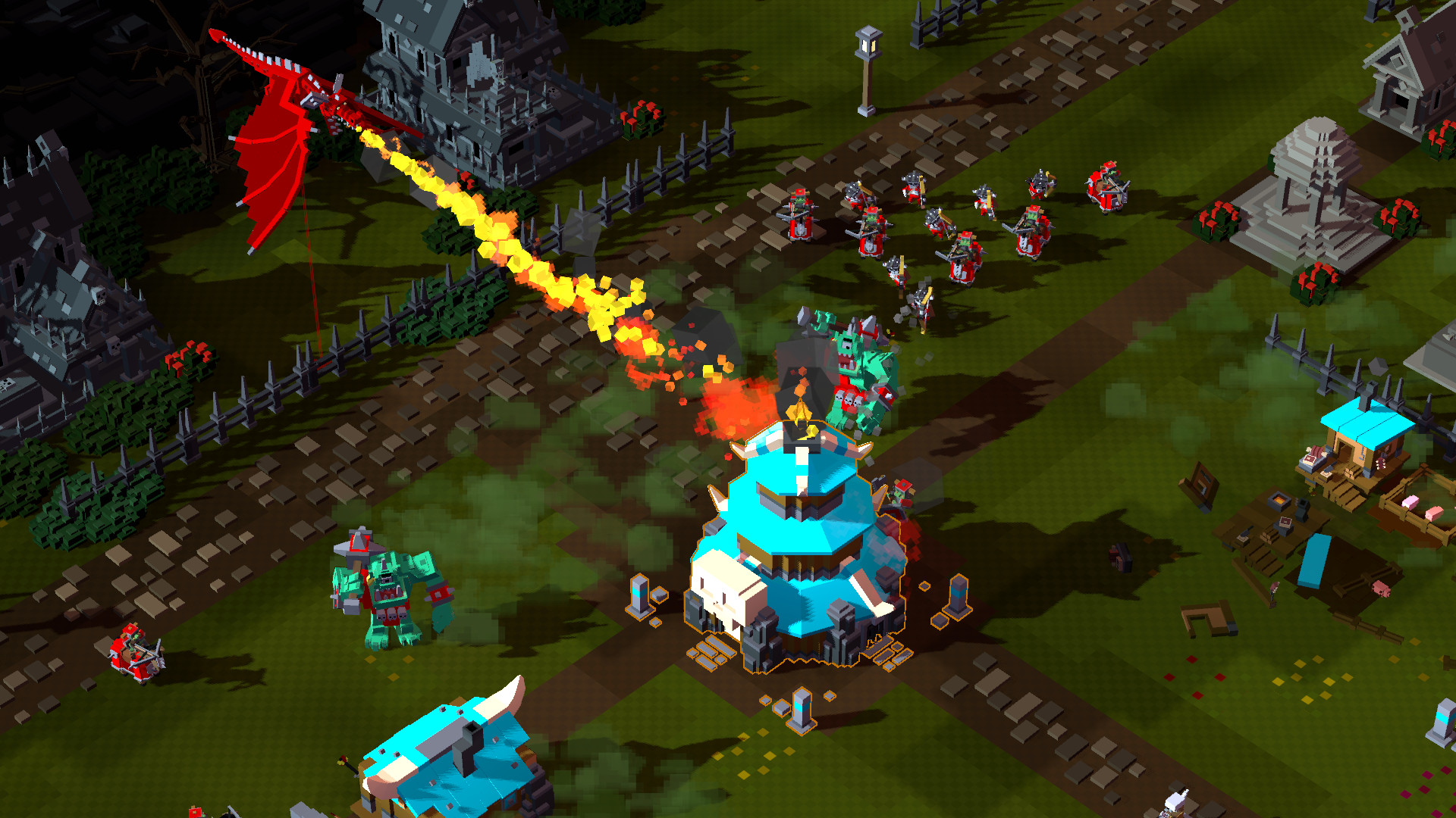 8-bit-hordes-review-screenshot-1