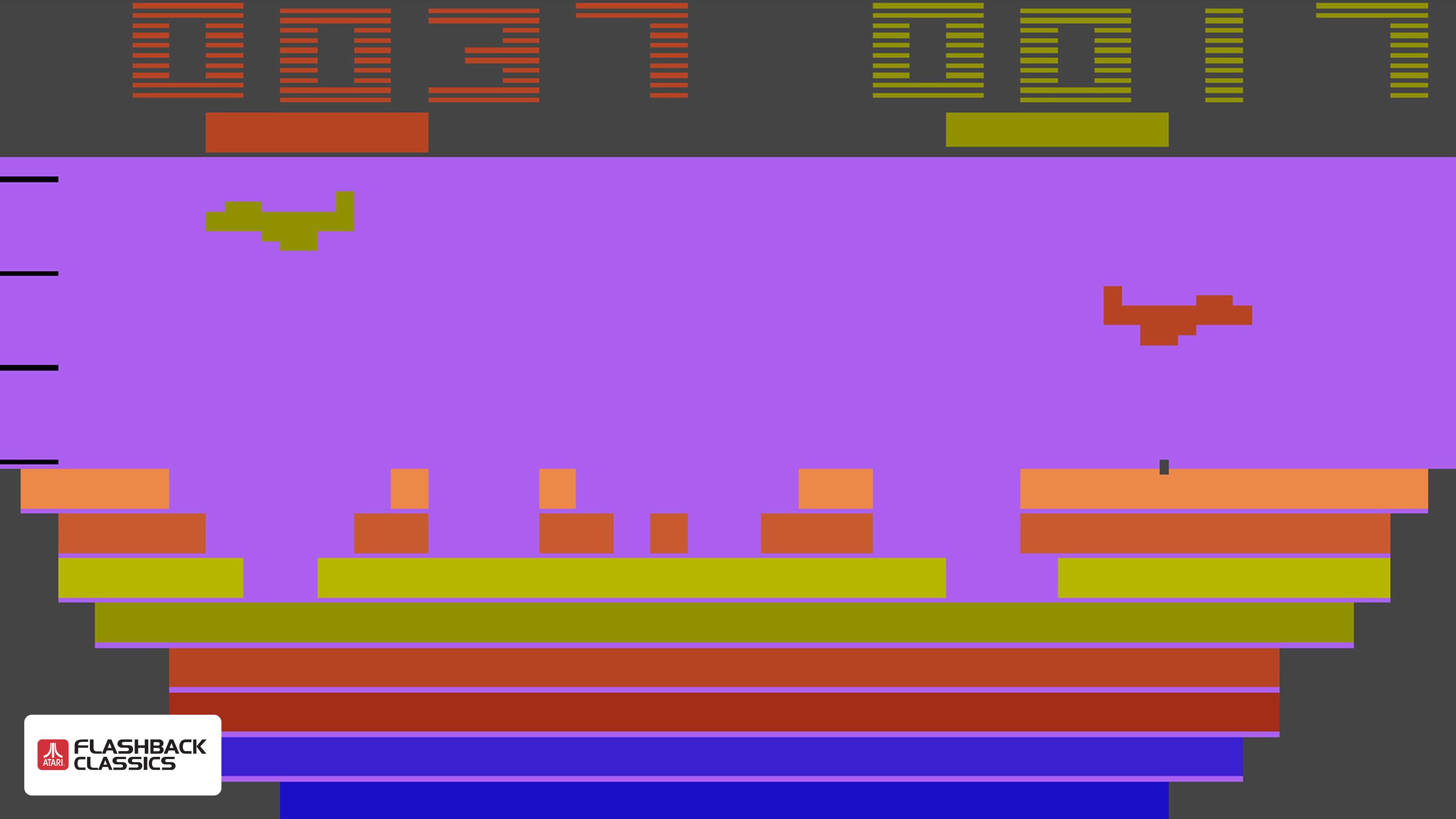 Atari Flashback Classics Volume 1 Review Canyon Bomber PS4