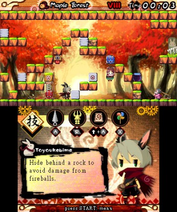 Ninja Usagimaru: The Mysterious Karakuri Castle Nintendo 3DS Review